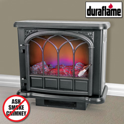 Duraflame Electric Fireplace  Model# DFS-550-20
