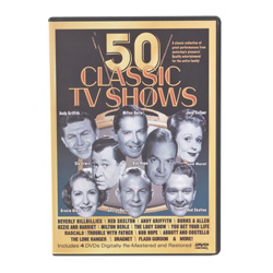 50 Classics TV Shows  Model# 7746