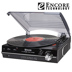 Encore Stereo with Turntable and PC Link  Model# 2698