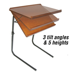 Adjustable Activity Table  Model# 9170-LT.CHERRY
