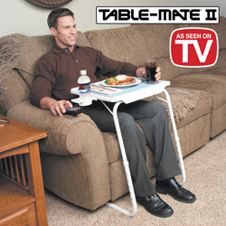 Table Mate with Cup Holder  Model# 14350-4M