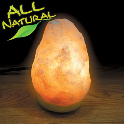 Ionic Crystal Salt Lamp  Model# 1001