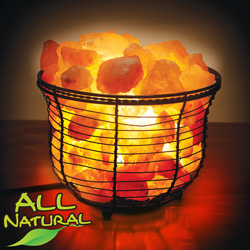 Salt Lamp Basket&nbsp;&nbsp;Model#&nbsp;1301B
