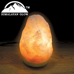 Crystal Salt Lamp  Model# 1001