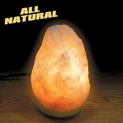 Ionic Crystal Salt Lamp&nbsp;&nbsp;Model#&nbsp;1001