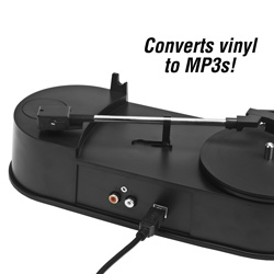 Mini USB Turntable  Model# VS-2006-MTS