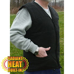 Battery Operated Heat Vest  Model# 2000-2X