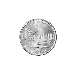 Commemorative State Quarter Set  Model# SQUC500