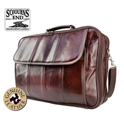 Genuine Cowhide Briefcase&nbsp;&nbsp;Model#&nbsp;GWB-071