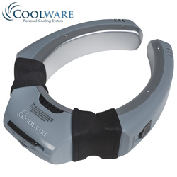 Coolware Personal Cooling System&nbsp;&nbsp;Model#&nbsp;NECKCLR