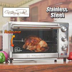Wolfgang Infrared Convection /Rotisserie  Model# BCOBR030