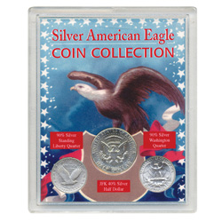 Silver American Eagle Coin Collection