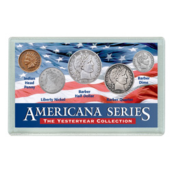 Americana Yesteryear Coin Set