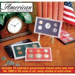 1960s U.S. Mint Proof/ Special Sets  Model# 1933