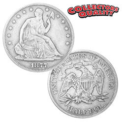 Seated Liberty Half Dollar