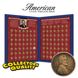 1909-2012 Lincoln Penny Set  Model# 11039