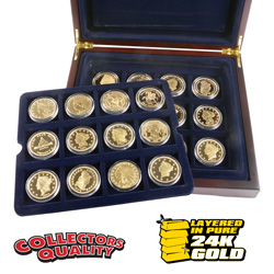 $100 Million Gold Coin Collection