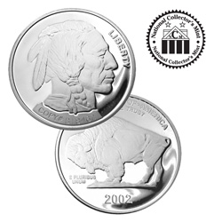 Buffalo Silver Dollar Proof  Model# 14708W