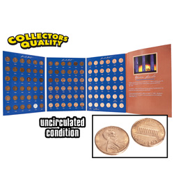 1909-2009 Lincoln Cents  Model# CENTURY OF LINCOLN CENTS