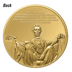 Lincoln Memorial 100th Anniversary Commemorative  Model# N68435W