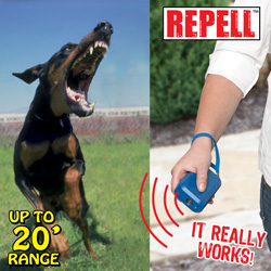Dog Repeller  Model# GH-D31B