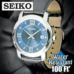 Seiko Watch  Model# SGEE97