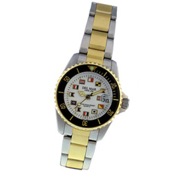 Ladies Nautical Watch&nbsp;&nbsp;Model#&nbsp;50122