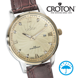 Croton Dress Watch  Model# CN307445TCH