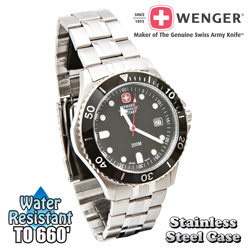 Wenger Swiss Army Watch  Model# 70996