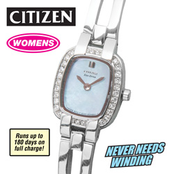 Citizen Eco Drive Womens Watch  Model# EW9930-56Y