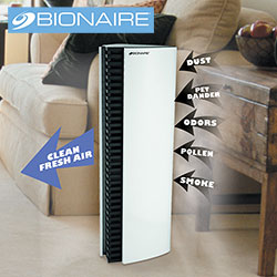 Bionaire Tower Air Purifier 44587