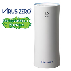 Virus Zero Air Sterilizer  Model# SP-PA4