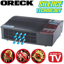 Oreck XL Pro  Air Purifier  Model# RAIRP