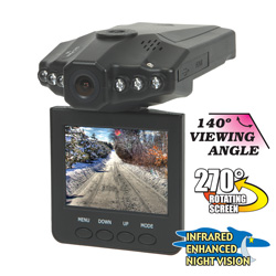 Car Video Recorder/Camera  Model# CVR-7017S