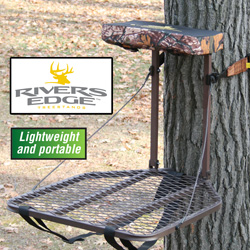 Rivers Edge Bigfoot XL Tree Stand  Model# RE501