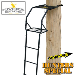 Rivers Edge Onset Tree Stand&nbsp;&nbsp;Model#&nbsp;RE625