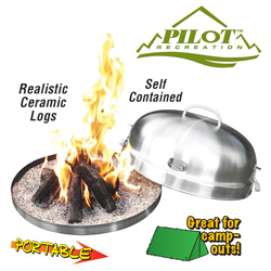 Portable Propane Fire Pit  Model# MS-050