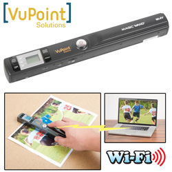 Magic Wand WiFi Scanner  Model# PDSWF-ST44-VP-RB