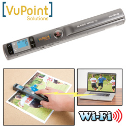 Magic Wand WiFi Scanner  Model# PDSWF-ST44PE-VP-RB