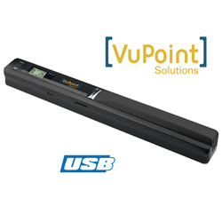 VuPoint Handheld Scanner  Model# PDS-ST415R-VP-RB