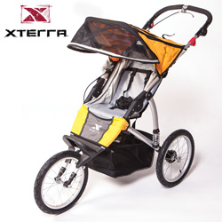 Xterra 3-Wheeled Jogger  Model# ISXT01