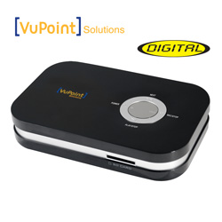 VuPoint Digital Video Converter&nbsp;&nbsp;Model#&nbsp;DVC-ST100B-VP-WHPK