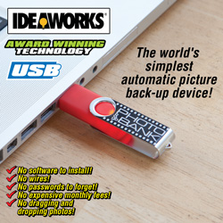 USB Picture Storage - 8GB  Model# JB6541