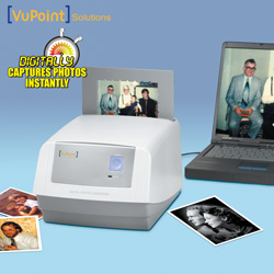 Vupoint Digital Photo Scanner  Model# PS-C500-VP
