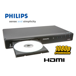 Philips 1080P DVD Player  Model# DVP3570/F7