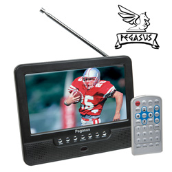 Pegasus 7 inch LCD TV&nbsp;&nbsp;Model#&nbsp;ST07-B