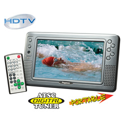 9 inch Portable HDTV  Model# ST09