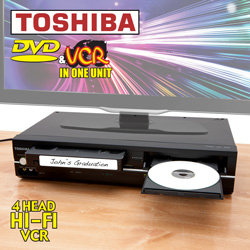 Toshiba DVD/VCR Combo  Model# SD-V296