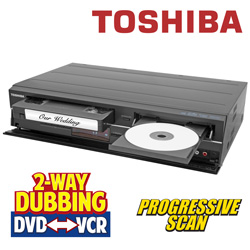 DVD Recorder/VCR  Model# DVR620KU