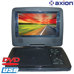 Portable DVD Player - 7 inch  Model# LMD-8710